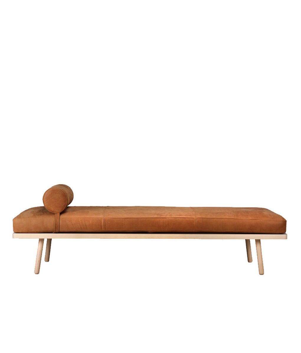 Nap Leather Daybed