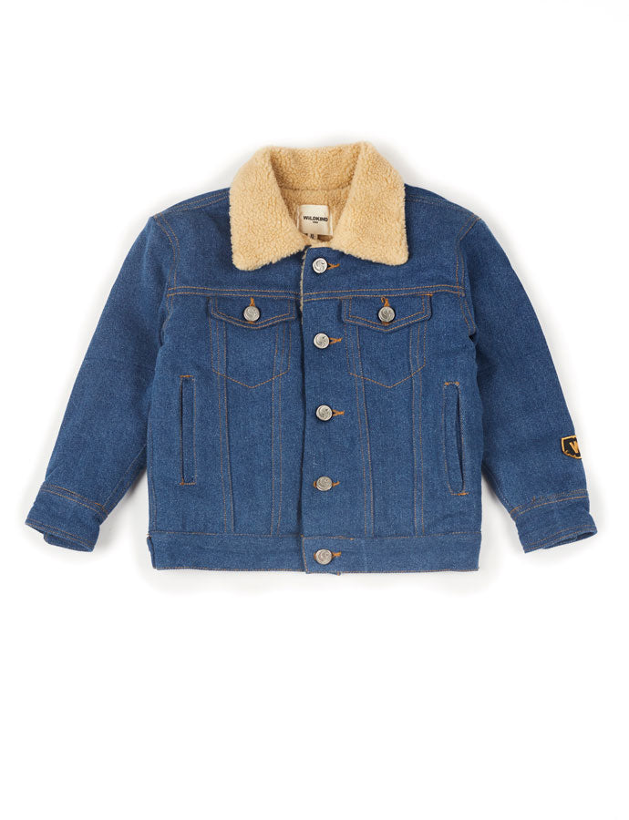 Wildkind Kids - Peggy denimtakki