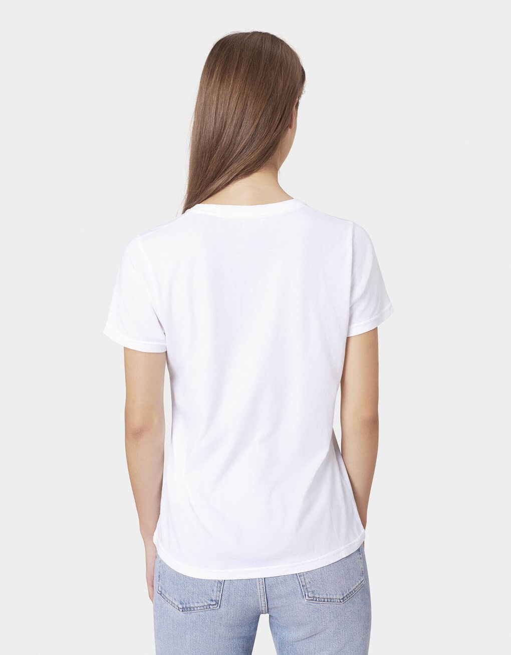 Colorful Standard - Womens Light Organic Tee - CS2051 - Optical White