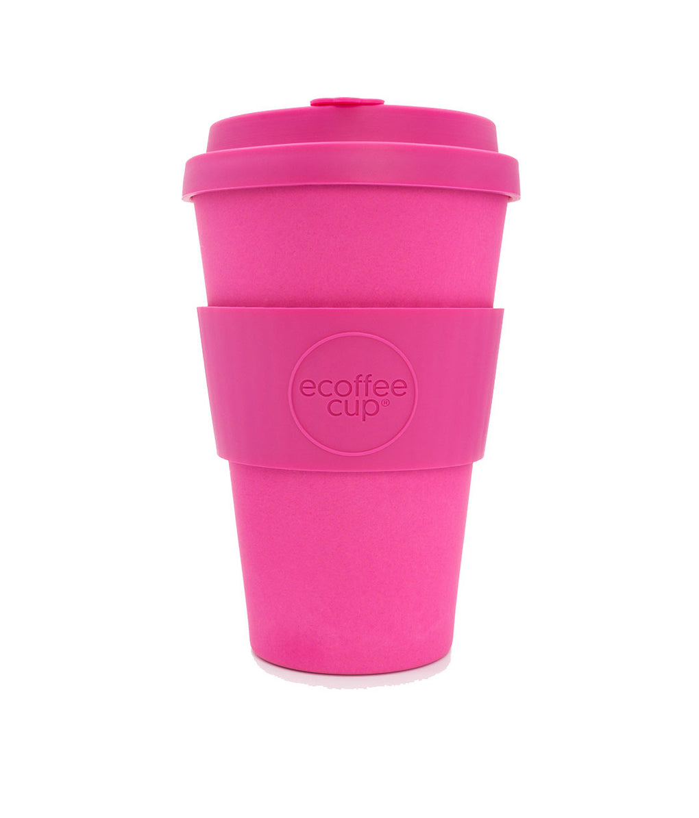 Ecoffee Cup - Take away muki 400 ml - Pink´d
