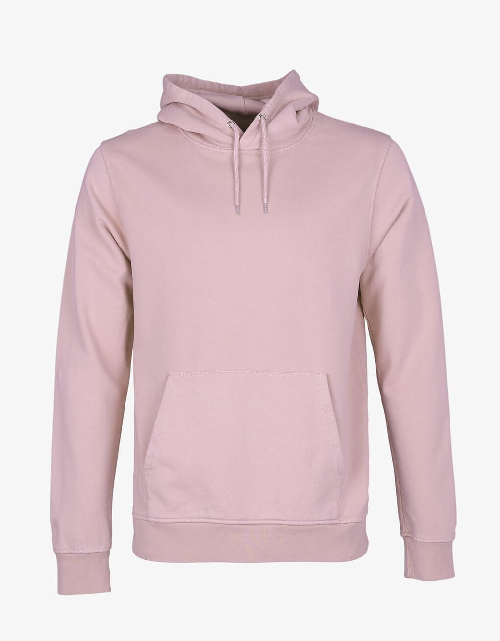 Colorful Standard - Classic Organic Hood - CS1006 - Faded Pink