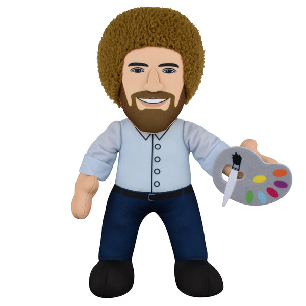 Bleacher Creatures Toys Introduces Bob Ross!