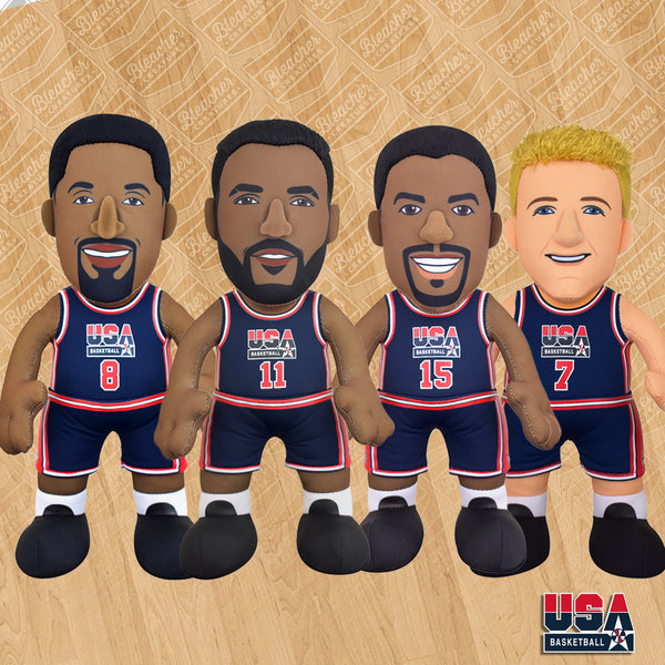 Uncanny Brands Introduces Bleacher Creature Plush and Phenom Gallery Prints in Licensing Agreement with USA Basketball