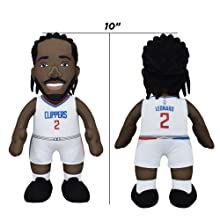 "Los Angeles Clippers Kawhi Leonard 10"" Plush Figure"