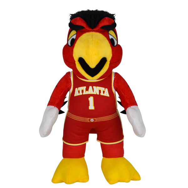 "Atlanta Hawks Mascot Harry The Hawk 10"" Plush Figure -PRESELL SHIPPING OCTOBER 25th"