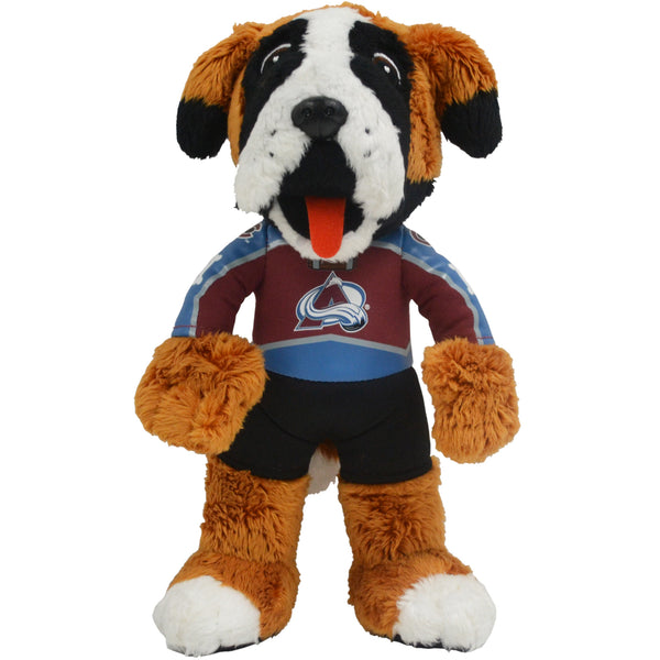 "Colorado Avalanche Mascot Bernie 10"" Plush Figure"