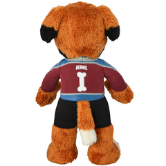 "Colorado Avalanche Bernie 10"" Plush Mascot"