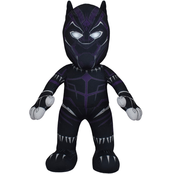 "Marvel Black Panther 10"" Plush Figure- Presell Ships 11-15"