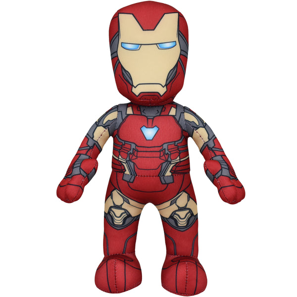 "Marvel Iron Man 10"" Plush Figure- Presell Ships 11-15"