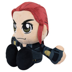 "Marvel Black Widow 8"" Kuricha Sitting Plush"