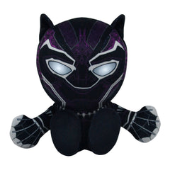 "Marvel Kuricha Bundle: Black Panther & Captain American 8"" Sitting Plushies (10% Savings)"