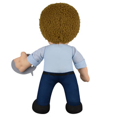 "Bob Ross The Happy Painter 10"" Plush Figure"