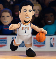 "Phoenix Suns Bundle: Devin Booker and Go-Rilla 10"" Plush Figures"