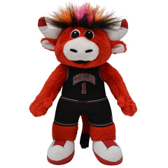 "Chicago Bulls Bundle: Benny The Bull and Dennis Rodman 10"" Plush Figures"