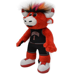 "Chicago Bulls Mascot Benny The Bull 10"" Plush Figure"