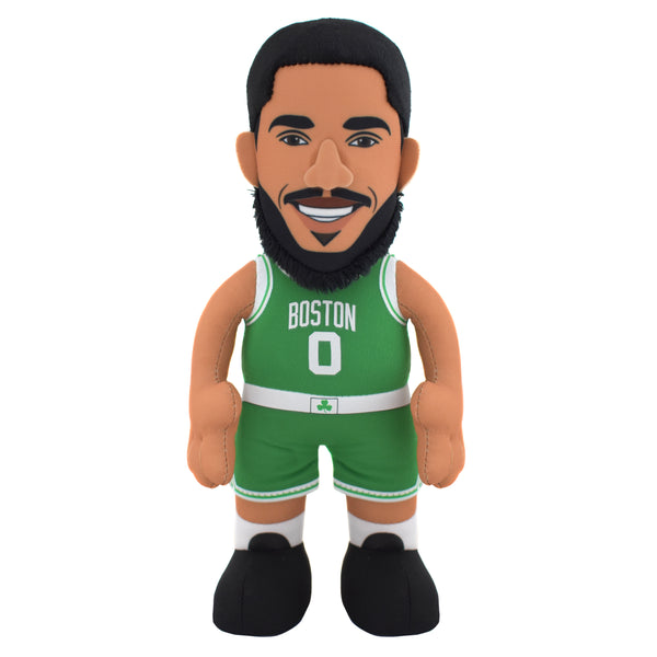 "Boston Celtics Jayson Tatum 10"" Plush Figure"