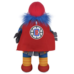 "Los Angeles Clippers Chuck The Condor 10"" Mascot Plush Figure"