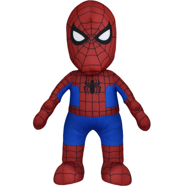 "Marvel Spiderman 10"" Plush Figure- Presell Ships 11-15"