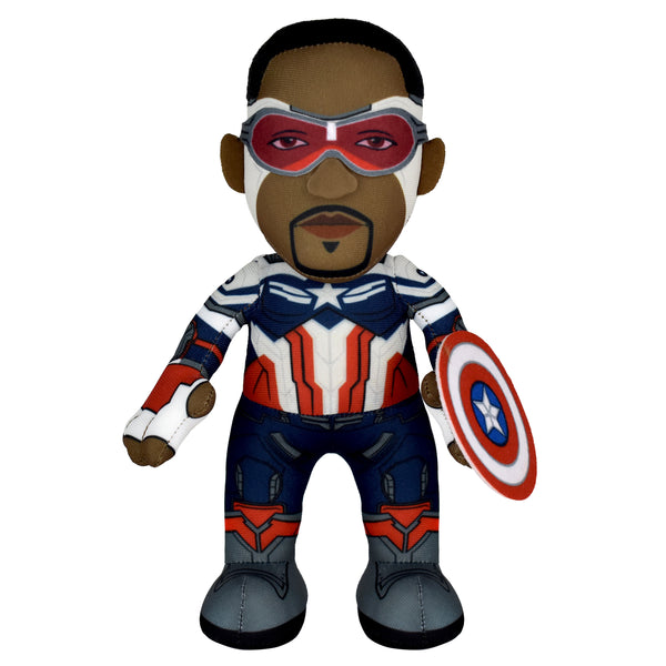 "Marvel Captain America (Sam Wilson) 10"" Plush Figure"