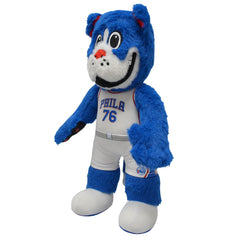 "Philadelphia 76ers Bundle: Franklin and Allen Iverson 10"" Plush Figures"