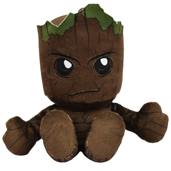 "Marvel Groot 8"" Kuricha Sitting Plush"