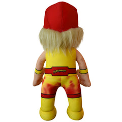 "WWE Legend Hulk Hogan 10"" Plush Figure"