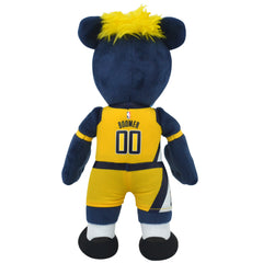 "Indiana Pacers Boomer the Panther 10"" Mascot Plush Figure"