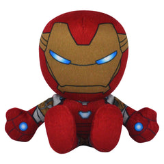 "Marvel Iron Man 8"" Kuricha Sitting Plush"