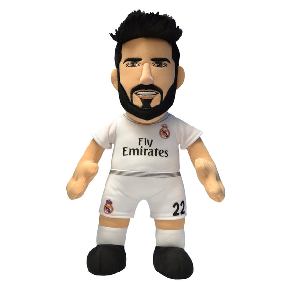 "Real Madrid Isco Uniform 10"" Plush Figure"