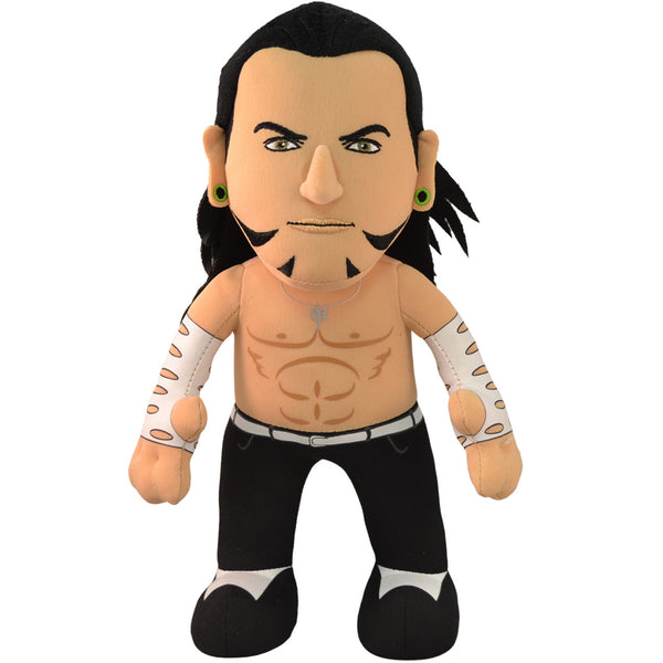 "WWE Jeff Hardy 10"" Plush Figure"