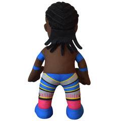 "WWE Superstar Kofi Kingston 10"" Plush Figure"