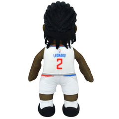 "Los Angeles Clippers Bundle- Chuck The Mascot & Kawhi Leonard 10"" Plush Figures"