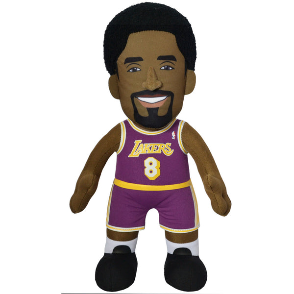 "Los Angeles Lakers Kobe Bryant 10"" Plush Figure"