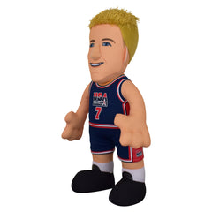 "USA Basketball Larry Bird 10"" Plush Figure"