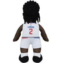"Los Angeles Clippers Dynamic Duo Bundle- Paul George and Kawhi Leonard 10"" Plush Figures"