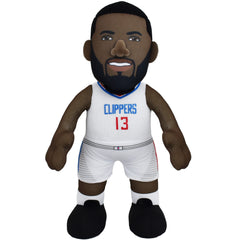 "Los Angeles Clippers Bundle- Paul George & Kawhi Leonard 10"" Plush Figures (10% Savings)"