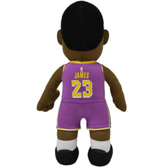 "Los Angeles Lakers LeBron James Statement Uniform 10"" Plush Figure"