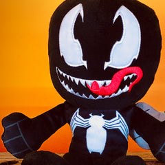 "Marvel Venom 8"" Kuricha Sitting Plush"