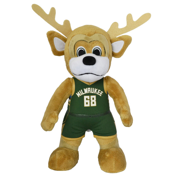 "Milwaukee Bucks® Bango Mascot 10"" Plush Figure"