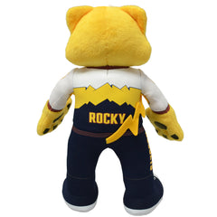 "Denver Nuggets Bundle: Rocky The Mascot & Nikola Jokic 10"" Plush Figures (10% Savings)"