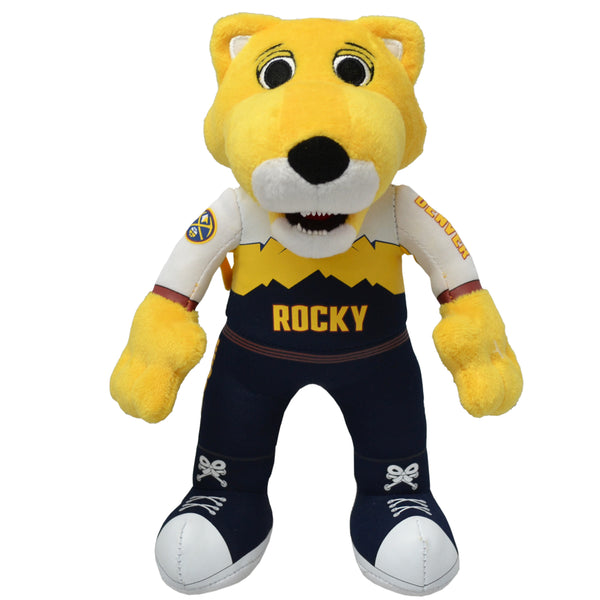 "Denver Nuggets Rocky 10"" Plush Mascot (PRESELL 10/15)"