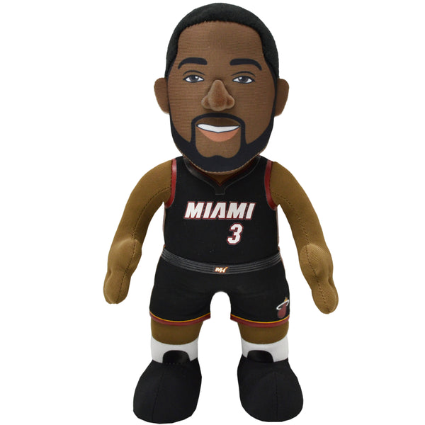 "Miami Heat® Dwyane Wade 10"" Plush Figure"