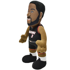 "Miami Heat Dwyane Wade 10"" Plush Figure"