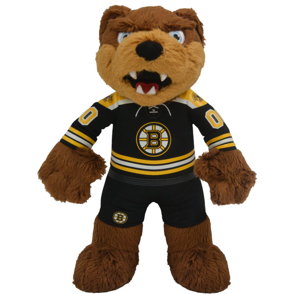 "Boston Bruins Mascot Blades 10"" Plush Figure"