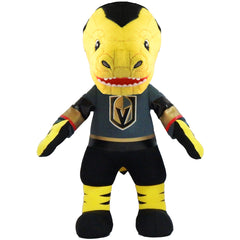 "Vegas Golden Knights Chance Mascot 10"" Plush Figure"