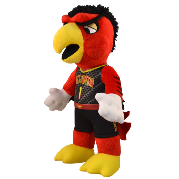 "Atlanta Hawks® Harry The Hawk Mascot 10"" Plush Figure"