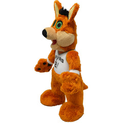 "San Antonio Spurs Coyote & Tim Duncan 10"" Plush Figure Bundle (10% Savings)"