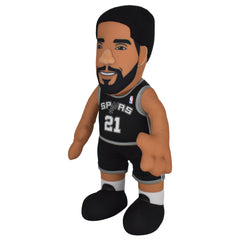 "San Antonio Spurs Tim Duncan 10"" Plush Figure -PRESELL SHIPPING OCTOBER 25th"