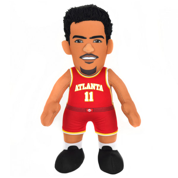 "Bleacher Creatures Atlanta Hawks Trae Young 10"" Plush Figure"
