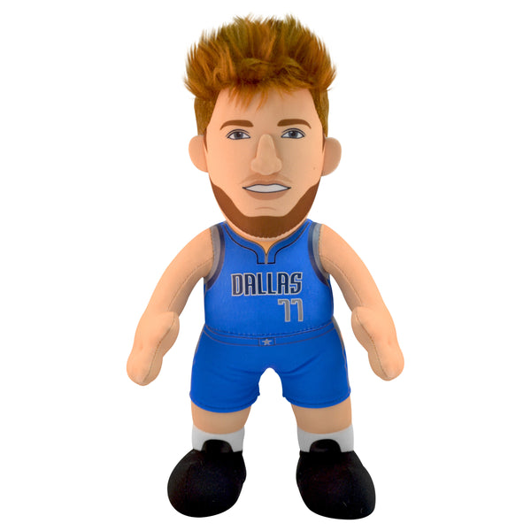 "Dallas Mavericks Luka Doncic 10"" Plush Figure"